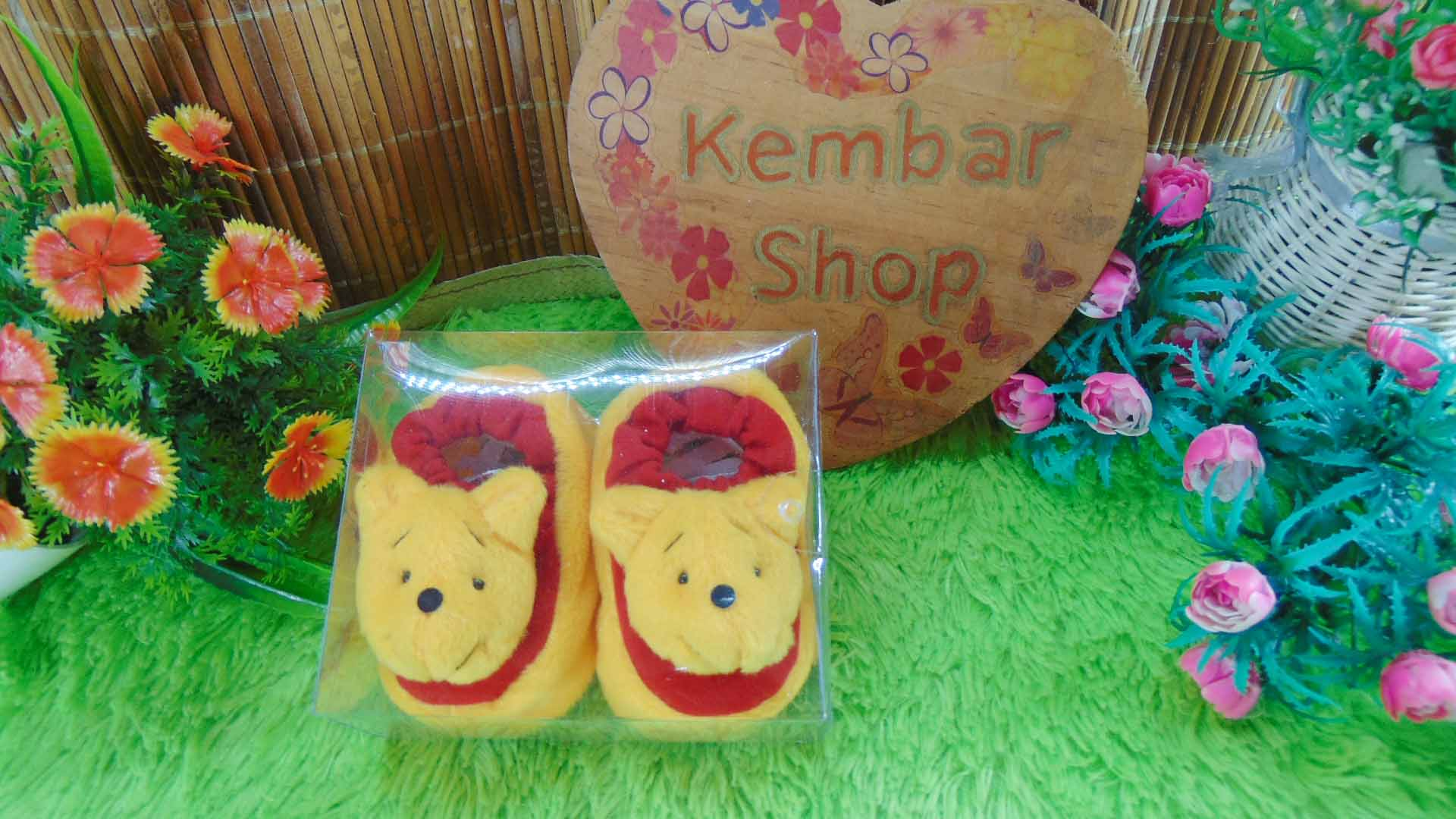 kado bayi baby gift set sepatu prewalker alas kaki newborn 0-6bulan lembut motif Aneka Karakter Kartun Lucu