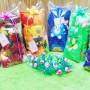 UTAMA - FREE KARTU UCAPAN kado bayi baby gift set selimut topi bayi bludru plus boneka