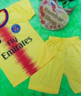 setelan baju bola anak bayi laki-laki uk XL 1-2th PSG Paris Saint German