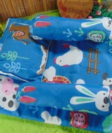 PALING MURAH kado bayi set kasur bayi karakter (3)
