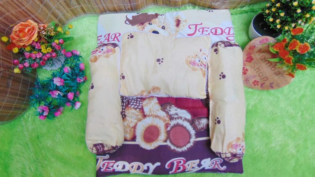 PALING MURAH kado bayi set kasur bayi karakter teddy bear disney tsum tsum (2)