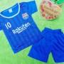 Setelan Baju Bola Bayi M 6-18bulan Liverpool Chelsea Juve Real Madrid FCB Barca (1)