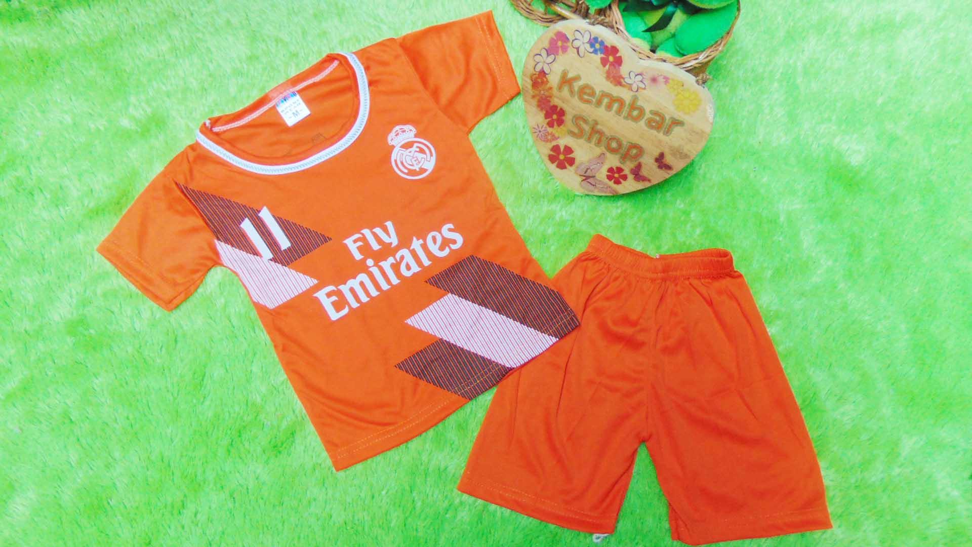 Setelan Baju Bola Bayi M 6-18bulan Liverpool Chelsea Juve Real Madrid FCB Barca (3)
