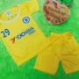 Setelan Baju Bola Bayi M 6-18bulan Liverpool Chelsea Juve Real Madrid FCB Barca (5)