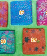 Stagen pelangsing perut korset bengkung modern bengkung katun 15m bengkung belly binding bengkung andien batik cap klasik aneka motif n warna
