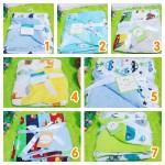 kado bayi baby gift selimut carter double fleece bayi aneka motif laki-laki boy