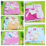 utama kado bayi baby gift selimut carter double fleece bayi aneka motif perempuan girl (6)