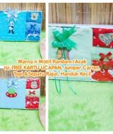 FREE KARTU UCAPAN Hadiah Baby Gift Kado Lahiran Baby Newborn Boy Laki-Laki Box Paket Kado Bayi Jumper Carter n Rajut (1)