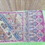 swaddle baby bedong kain batik bayi memanjang aneka motif tradisional random