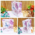 utama kemasan kado, bungkus kado, tas souvenir, tas kado, paper bag, gift bag butterfly umbrella (2)