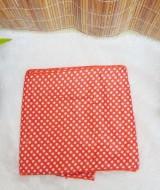Bengkung modern 9meter – bengkung santung – bengkung belly binding – bengkung andien motif polka ungu