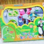 UTAMA kado bayi baby gift mainan bayi dengan tiang gantung musical mobile lovely baby toys besar (1)