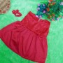 paket cantik dress velvet brocade cantik plus headband (2)