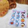 utama Paket Hemat 12pcs Bros Baju Jilbab Hijab Karakter Imut Lucu Doraemon Ice Cream Mickey Mouse (3)