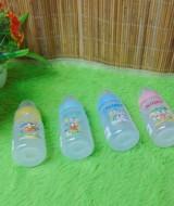 Botol Susu Dot Bayi Ninio Round Bottle Shrink 120mL (2)