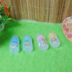 Botol Susu Dot Bayi Ninio Round Bottle Shrink 50mL (2)