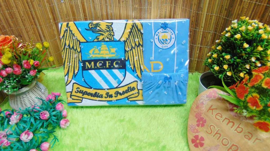 Paket kado Bayi Laki-Laki Cowok 0-12bulan Tim Klub Bola Barca Arsenal Manchester City (4)