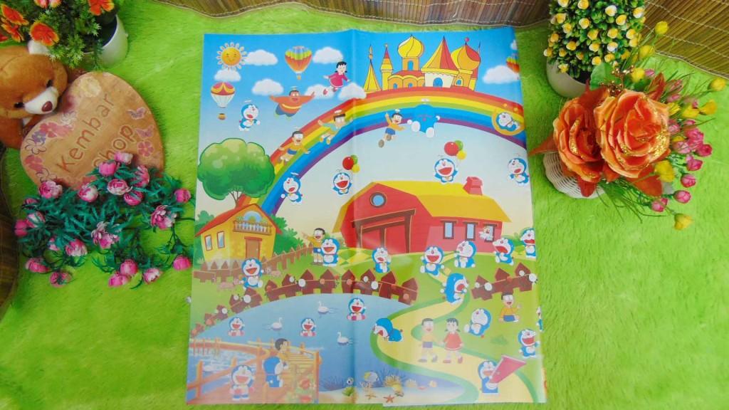 sampul kado bayi kertas kado lahiran baby gift motif