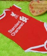 jumper bola bayi anak Jumper baby newborn 0-12bulan klub liverpool LFC