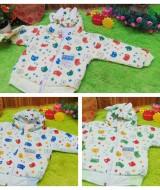 Baju Jaket Bayi Newborn 0-12bulan Baby Bear Beruang Hangat Murah (1)