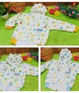 Baju Jaket Bayi Newborn 0-12bulan Baby Monday Jungle Hangat Murah (2)