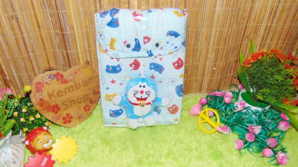 FREE KARTU UCAPAN paket kado lahiran bayi baby gift set box jaket plus boneka motif Baby Bear Beruang Aneka warna (2)