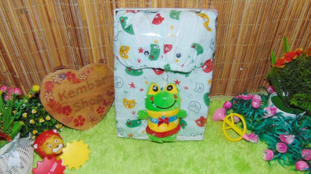 FREE KARTU UCAPAN paket kado lahiran bayi baby gift set box jaket plus boneka motif Baby Bear Beruang Aneka warna (5)