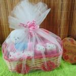 Hampers Baby Gift Parcel Bayi Kado Lahiran Kereta Tile Isian Premium FREE UCAPAN (4)