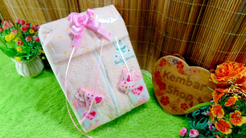 5 FREE KARTU UCAPAN paket kado lahiran bayi baby gift set box jaket plus sock ANEKA motif