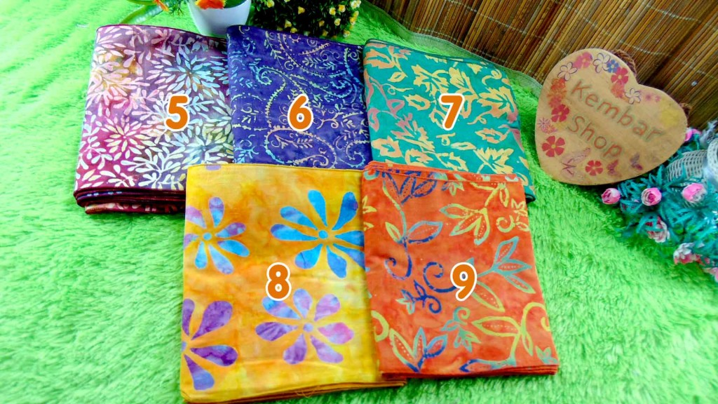 Stagen pelangsing perut korset bengkung modern bengkung katun 10m bengkung belly binding bengkung andien batik cap aneka motif n warna (2)