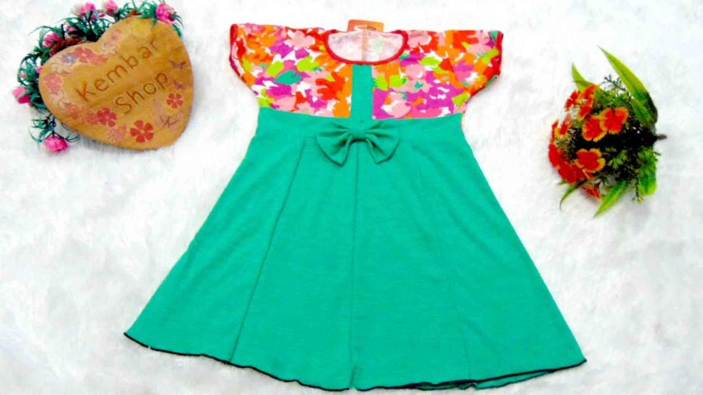 11 Alisa Dress bayi Perempuan Baju Anak perempuan cantik 0-12bulan