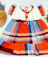 11 Dress Batik Bayi Baju Batik Anak Perempuan Daster Batik Bayi Cantik Adem