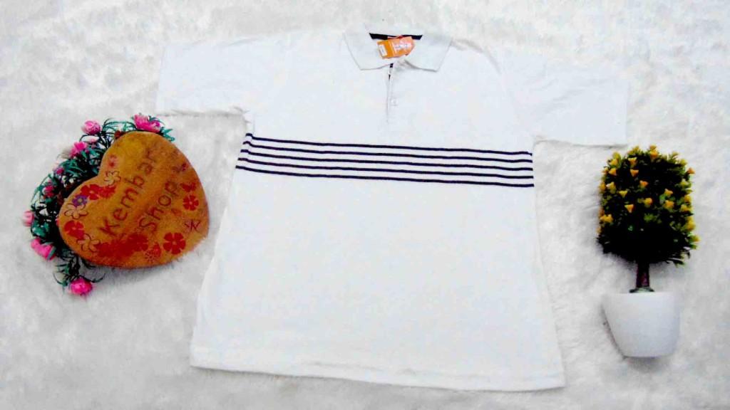 3 Kaos Krah Baju anak laki-laki pakaian anak cowok baju atasan anak 3-6th
