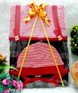 PAKET C Hampers Bayi Newborn Kado Bayi cowok Kado Setelan Bayi Piyama Bayi Kado Lahiran Baby Gift Set Baju Bayi Laki-laki 2